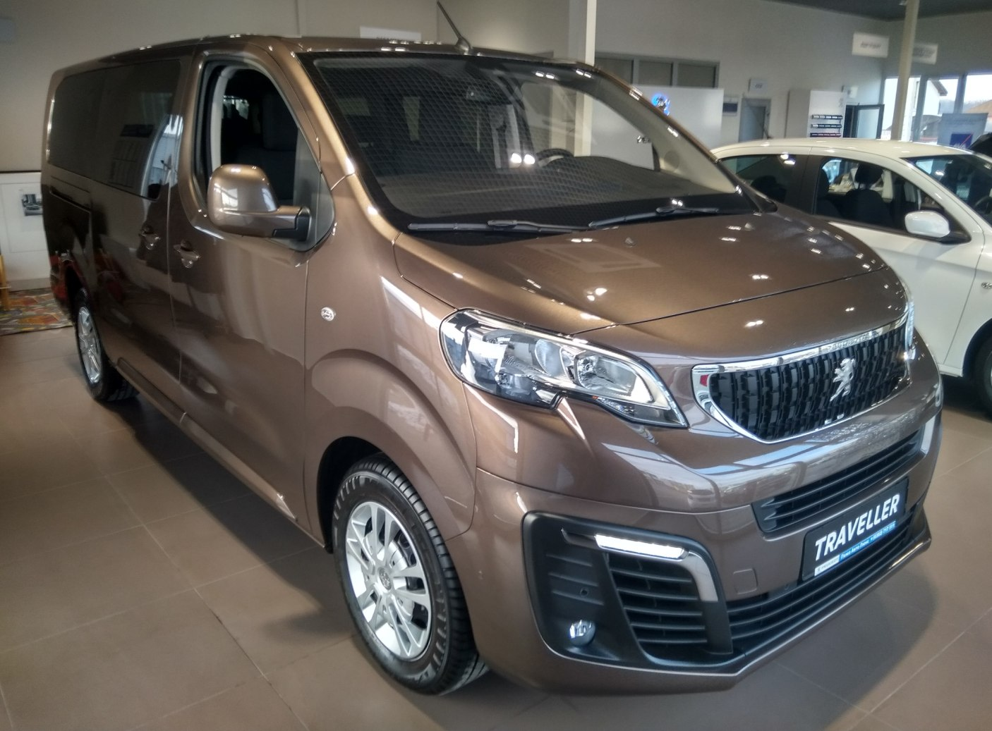 Peugeot Traveller Business